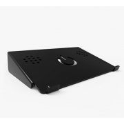 Stojan na notebook - čierny