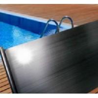 AkySun Solárny ohrev vody, 1,2x4m - HOBBY