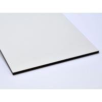 HPL doska 1320x3050x6mm - biela 0100-60 RAL 9010