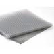 Dutinkový polykarbonát 10mm 4W/7 - 4 steny IR GREY