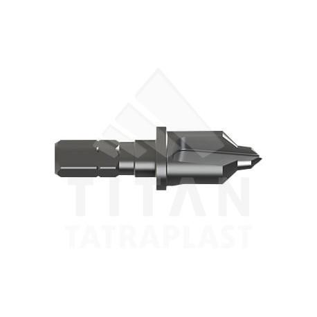 Stupňovitý vrták 4-10mm