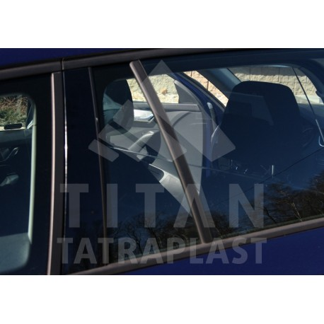 Ochranný štít SAFETY CAB pro vozy Škoda Octavia 3