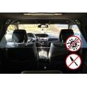 Ochranný štít SAFETY CAB pro vozy Mercedes Benz E (2009-2016)