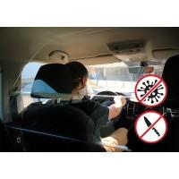 Ochranný štít SAFETY CAB pro vozy Škoda Kodiaq