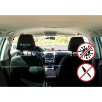 Ochranný štít SAFETY CAB pro vozy Volkswagen Passat B7