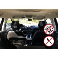 Ochranný štít SAFETY CAB pro vozy Ford Focus Mk II (2004-2010), III (2011-2018)