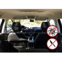Ochranný štít SAFETY CAB pro vozy Škoda Octavia 2