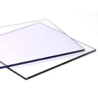 Plný polykarbonát bez UV, číry