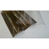 Polykarbonátové vlnkové dosky 0,8mm krupička UV1