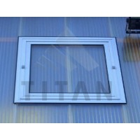 Al okno výklopné Rodeca panel 1050x1050mm bez výplne
