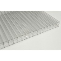 Dutinkový polykarbonát 10mm 4W/7 - 4 steny