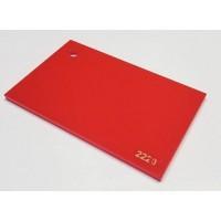 Plexisklo XT, 3mm - červené 2220