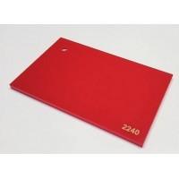 Plexisklo XT, 3mm - červené 2240