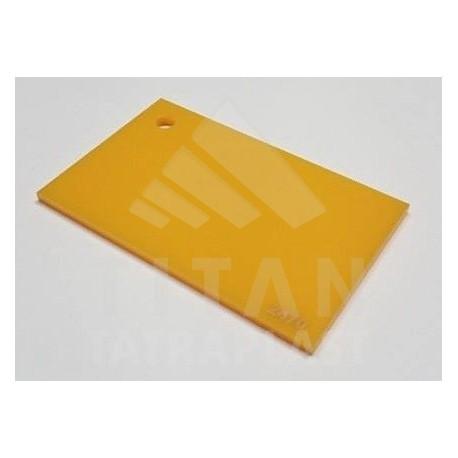 Plexisklo XT, 3mm - žltá 2470