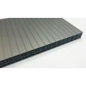 AKYVER® Dutinkový polykarbonát 10mm 4W/7 ALU - 4 steny