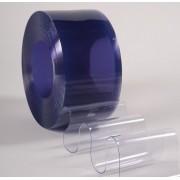 PVC závesy, hr. 2mm, šírka 200mm, rolka 50bm