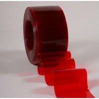 PVC termozáves červený, hr. 2mm, šírka 200mm, rolka 50bm, (10m2)