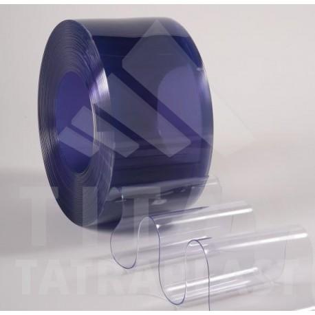 PVC závesy, hr. 2mm, šírka 300mm, rolka 50bm, (15m2)