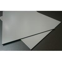 Kompozitný panel 3/0,21x1500x3050mm, biela matná/primer
