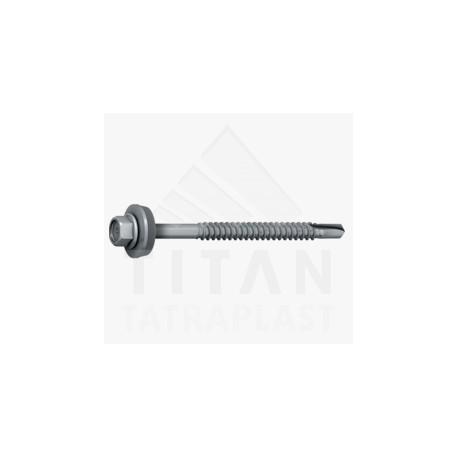 Samorezná skrutka Nerez - JT3-6-5,5x50 E16 s EPDM podložkou