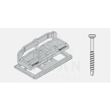 Bal. PVC spona+skrutka pre Twinson 9552