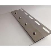 Kotviaci komplet (2ks, pár) na PVC pásy 200mm